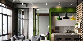 μικρό διαμέρισμα studio