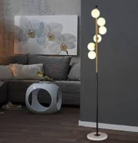 φωτιστικό δαπέδου σαλόνι