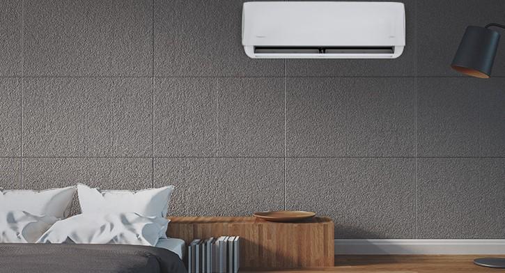 σπίτι με κλιματιστικό σπίτι χωρίς υγρασία