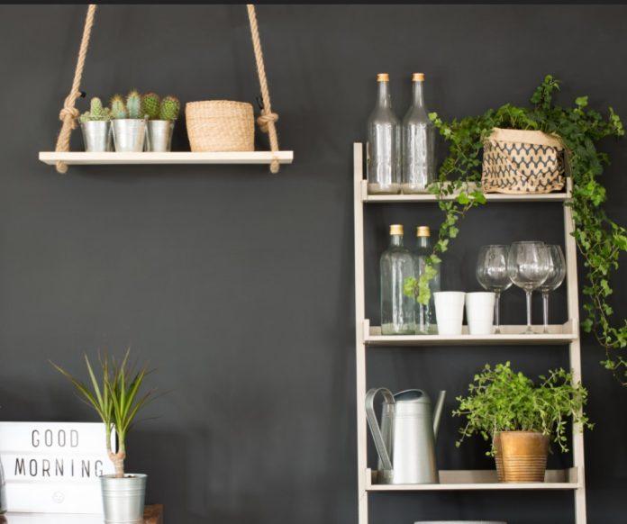 πως να φτιάξεις και να αλλάξει το σπιτι που ενοικιάζεις με φυτά, κόλπα και τιπς