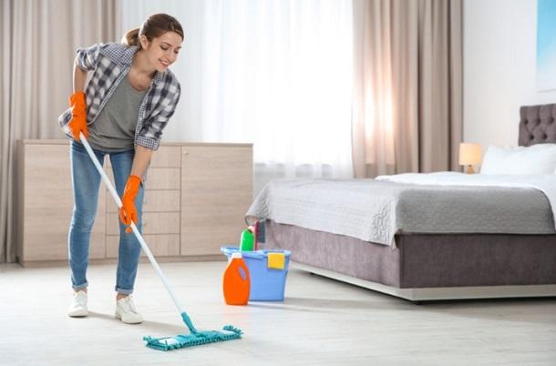 τρόποι απολυμάνεις υπνοδωμάτιο