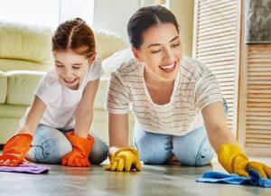 συμβουλές καθαριότητας παιδικό δωμάτιο
