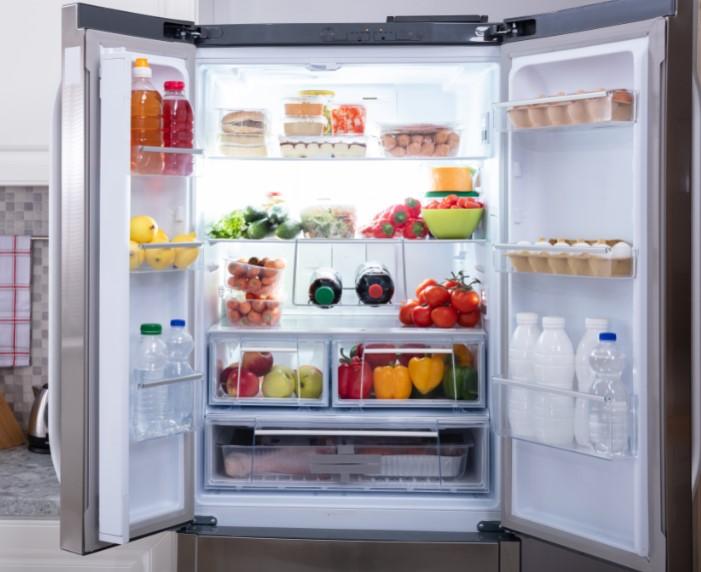 οσμές στο ψυγείο