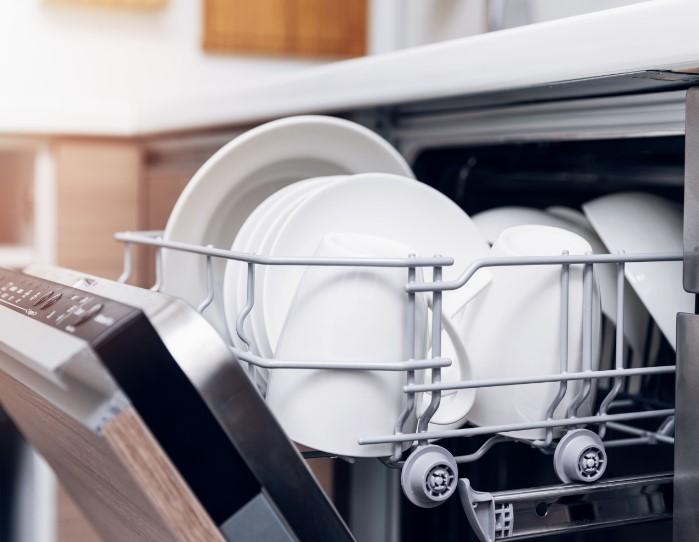 οσμές στο πλυντήριο πιάτων