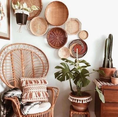 ξύλινα διακοσμητικά δωμάτιο