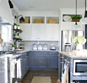 αποθηκευτικός χώρος στη κουζίνα