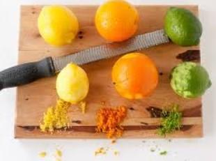 Πως να φυλάξεις το ξύσμα από λεμόνι, περγαμόντο μανταρίνι και πορτοκάλι