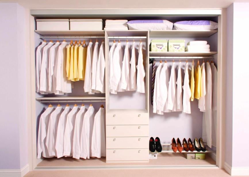μεγάλη ντουλάπα πουκάμισα γόβες