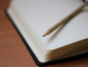 χαρτι και μολυβι