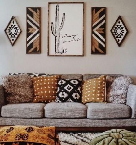 tribal πίνακες