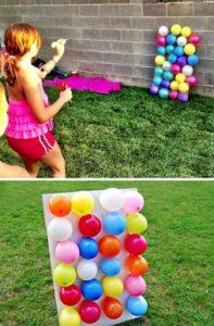 βελακια με μπαλονια για παιδια
