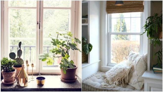 διακοσμήσεις παράθυρα