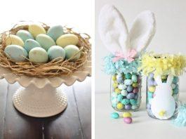 ιδέες διακοσμήσεις για το Πάσχα
