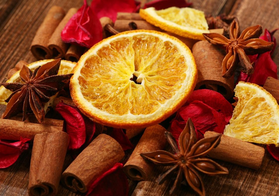 Αρωματικό φυσικό ποτ πουρί για να μυρίζει όμορφα το σπίτι σου