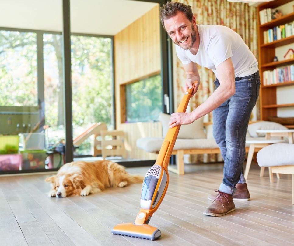 Καθαριότητα στο σπίτι φέρνει φρεσκάδα στο χώρο