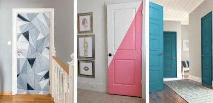 όμορφες ιδέες για να βάψεις τις πόρτες στο σπίτι σου