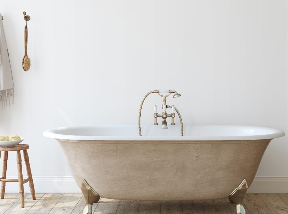 Καθαριότητα μπανιέρας και ύπουλα σημεία