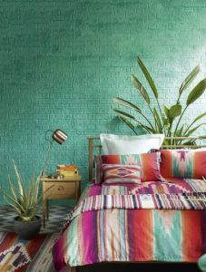 χρωματιστό δωμάτιο