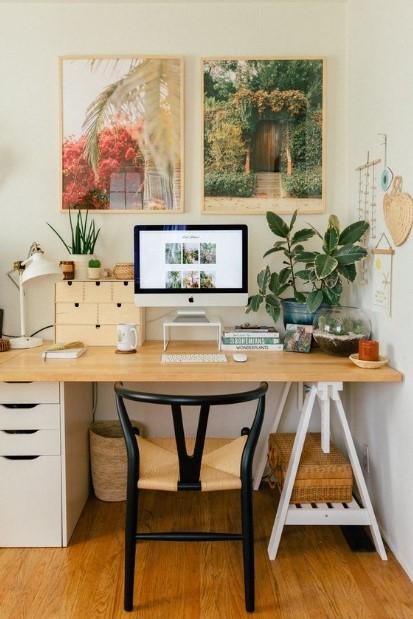 γραφείο κάδρα υπολογιστής