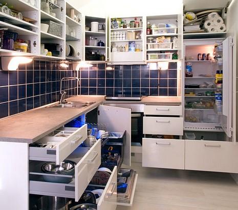 οργανωση κουζινας