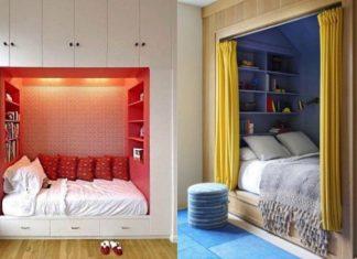 πρωτότυπες ιδέες για κρεβάτια