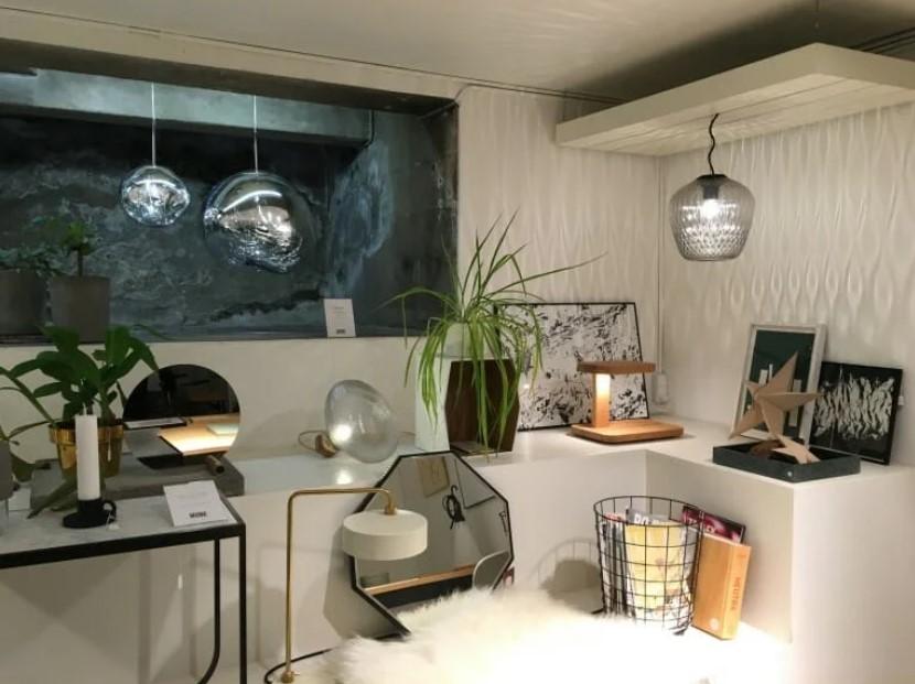 Φωτισμός στη σκανδιναβική διακόσμηση
