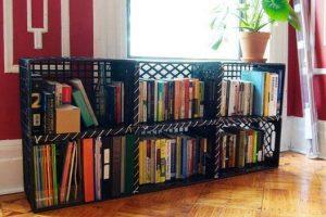 βιβλιοθηκη με καφασια