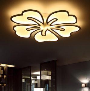 φωτιστικό λουλούδι οροφής