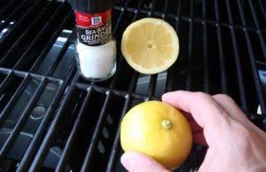 λεμονι και σοδα για φουρνο λιπη
