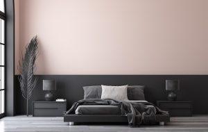 μίνιμαλ διακόσμηση υπνοδωμάτιο