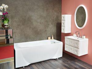 μοντέρνο μπάνιο design