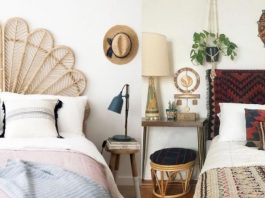 όμορφα προσκέφαλα κρεβατιού