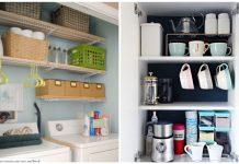 λύσεις για να οργανώσεις όλο το σπίτι