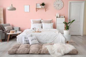 διακόσμηση cozy υπνοδωμάτιο exypnes-idees.gr