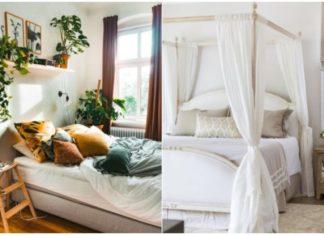 cozy υπνοδωμάτιο
