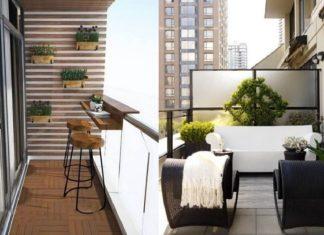 ιδέες για minimal μπαλκόνι