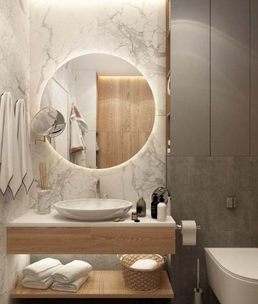 όμορφο μπάνιο