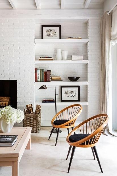 άσπρο σαλόνι