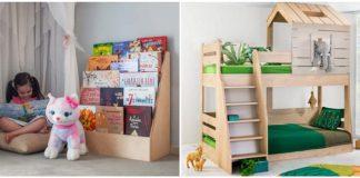 επιπλα για παιδικό δωμάτιο