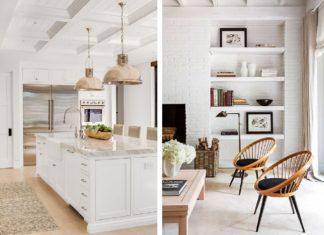 λευκά δωμάτια στο σπίτι
