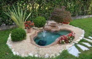 συντριβανια κηπου