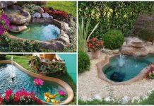 συντριβάνια για τον κήπο σου