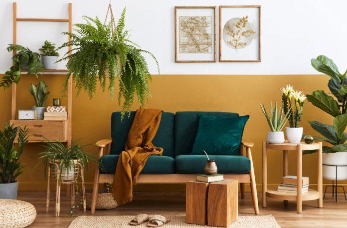 τρόποι διακόσμησης καναπέ