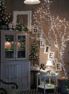 γλαστρα χριστουγεννα δεντρο