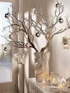 χριστουγεννα δεντρο σε κλαδι