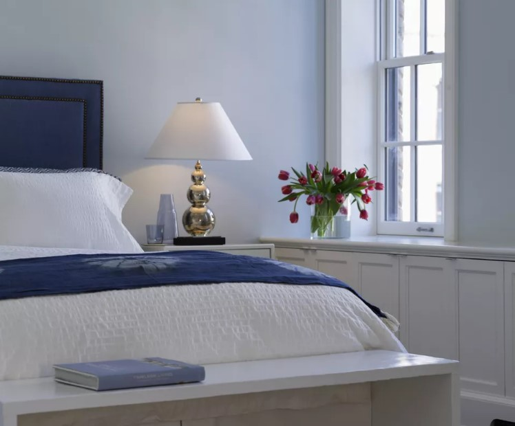 minimal υπνοδωμάτιο