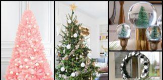 τάσεις διακόσμηση σπιτιού Χριστούγεννα 2020