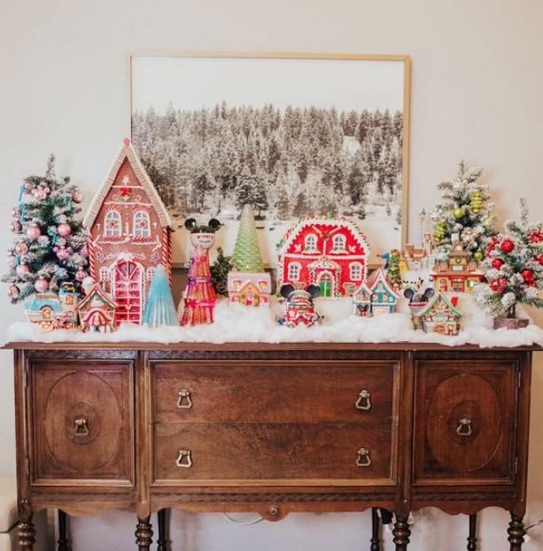 χριστουγεννιάτικες μινιατούρες