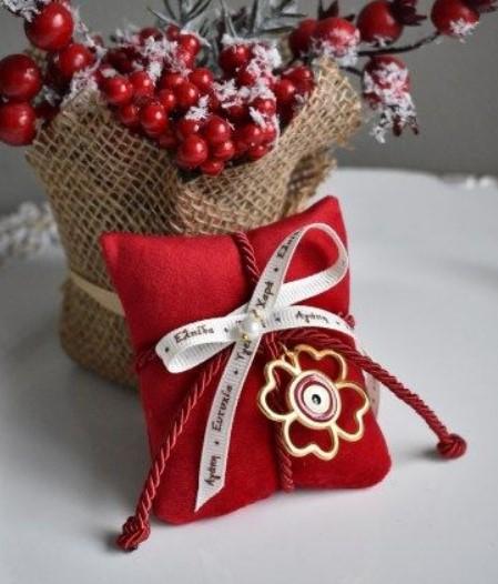 χριστουγεννιάτικο γούρι για το νέο έτος