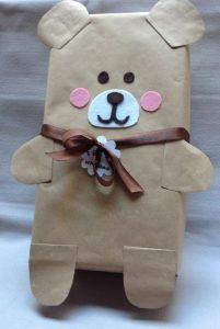 δώρο αρκουδάκι
